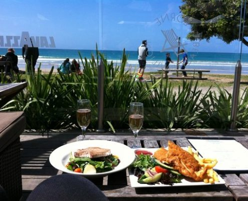 lunch at lorne