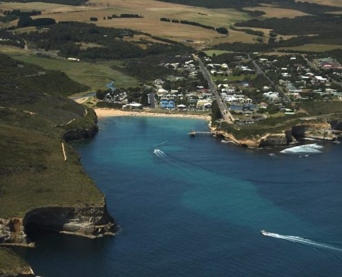 port-campbell-from-above