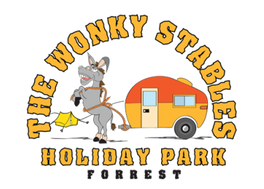 wonky stables forrest