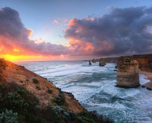 sunrise-12-apostles