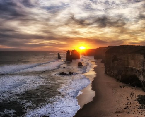 the-apostles-at-sunset