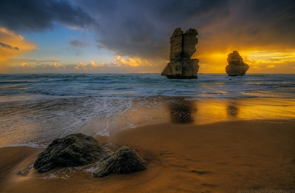 The 12 Apostles - Highlight of the Great Ocean Road